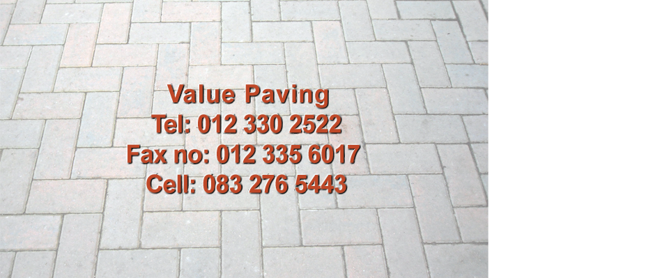 Paving Pretoria | Contact Us